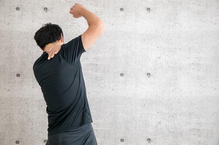 肩の腱板損傷について