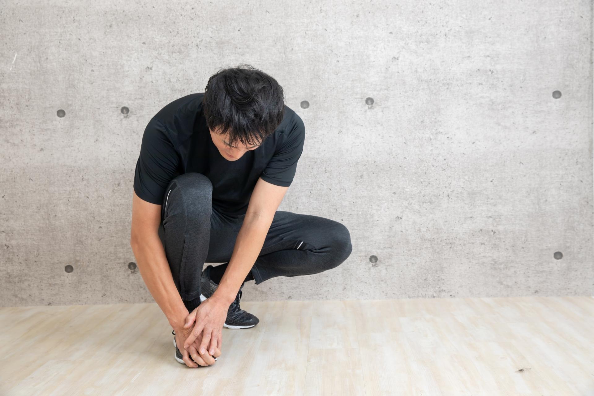 有痛性三角骨障害について